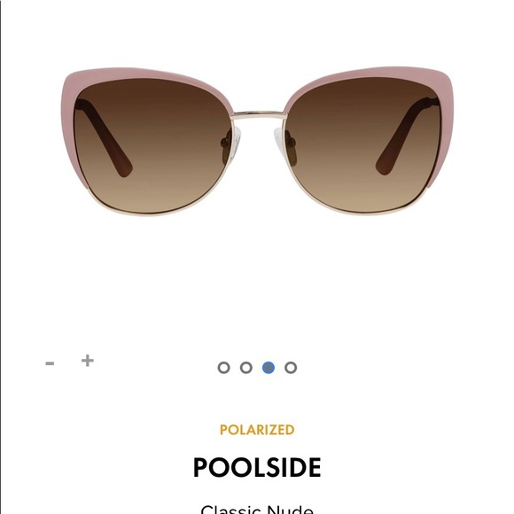 Prive Revaux POLARIZED POOLSIDE Ladies Sunglasses